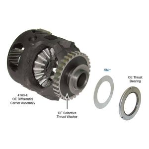 Shim Set, Differential to Case 125/125C