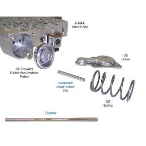 Reamer&Pin Kit, Forward Accumulator 4L60E
