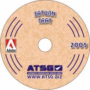 ATSG Tech Manual Saturn TAAT 1991 - Up