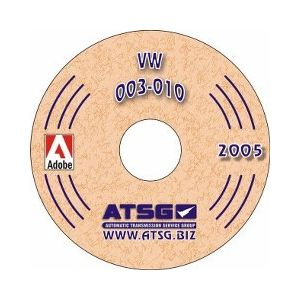 ATSG Tech Manual VW 003 - 010